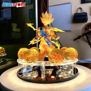 mô hình Goku SSJ cấp 2