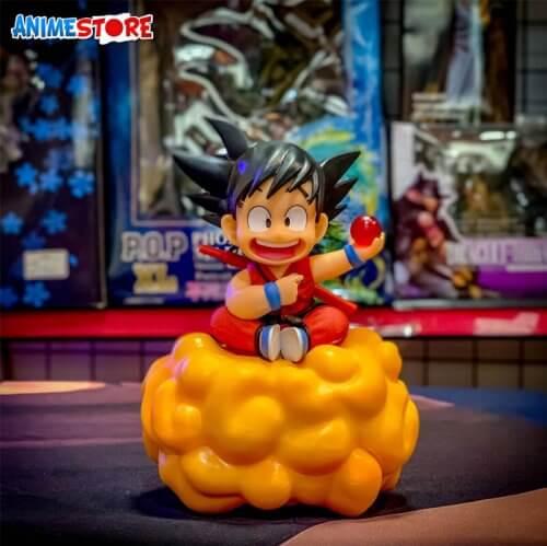 mô hình Goku cưỡi mây